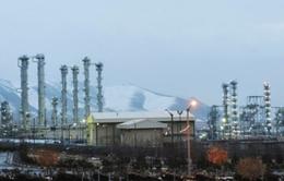Iran mời chuyên gia thanh sát nhà máy hạt nhân