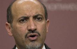 Liên minh Dân tộc Syria chấp nhận tham dự Hội nghị Geneva II