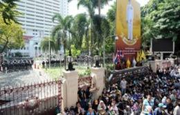 Thái Lan: Ngày cao điểm của phong trào biểu tình