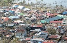 Philippines cần 5 năm để tái thiết sau bão Haiyan