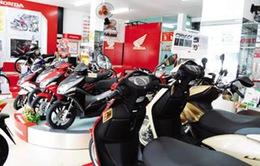 Thị trường xe máy tại Hà Nội trầm lắng