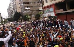 Ai Cập: Đụng độ giữa cảnh sát và người biểu tình ủng hộ ông Morsi