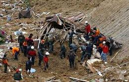 Lở đất tại Indonesia, 9 người thiệt mạng