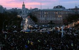 Ukraine: Phe đối lập tiếp tục biểu tình