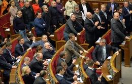 Chính phủ Ukraine vượt qua bỏ phiếu bất tín nhiệm