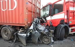 Bỉ: Hơn 100 ô tô đâm liên hoàn trên đường cao tốc