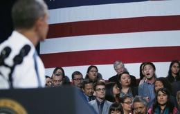 Mỹ: Tuyệt thực đòi cải cách di trú toàn diện