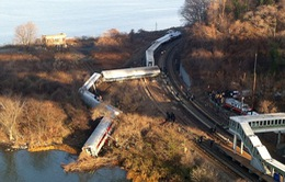 Mỹ công bố nguyên nhân vụ lật tàu tại New York