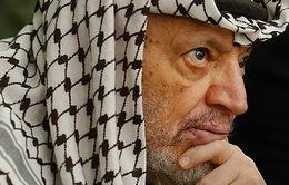 Pháp: Cố lãnh đạo Palestine Arafat không bị đầu độc