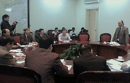 Phó Thủ tướng Nguyễn Xuân Phúc làm việc với Liên đoàn Luật sư Việt Nam