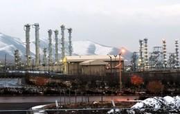 IAEA bắt đầu thanh sát cơ sở hạt nhân của Iran