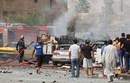 Bạo lực đẫm máu tại Iraq
