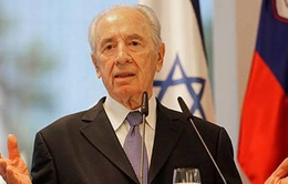 Tổng thống Israel để ngỏ khả năng đạt thỏa thuận với Palestine