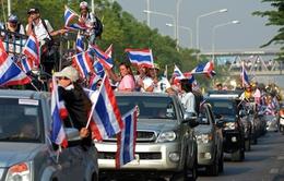 Căng thẳng tiếp tục gia tăng ở Thái Lan