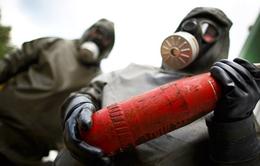 OPCW: Quá trình tiêu hủy vũ khí của Syria vẫn đúng kế hoạch