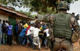 An ninh được khôi phục tại Cộng hòa Trung Phi