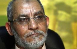 Ai Cập hoãn xét xử thủ lĩnh Anh em Hồi giáo