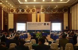 Bế mạc Hội nghị Bộ trưởng các nước tiểu vùng sông Mekong mở rộng