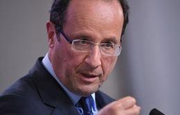 Tổng thống Pháp tới Cộng hòa Trung Phi