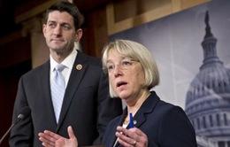 Quốc hội Mỹ đạt thỏa thuận ngân sách