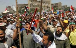Ai Cập định thời gian trưng cầu ý dân về Hiến pháp mới