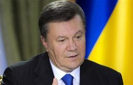 Tổng thống Ukraine kêu gọi đàm phán