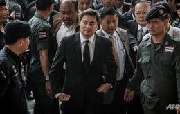 Khởi tố lãnh đạo Đảng dân chủ đối lập Thái Lan