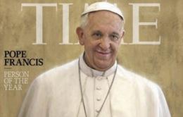 Giáo hoàng Francis - nhân vật của năm