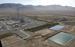 Mỹ trừng phạt các cá nhân, tổ chức liên quan chương trình hạt nhân Iran