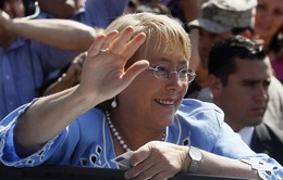 Chile: Bà Bachelet trở lại cầm quyền