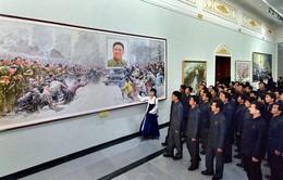 Triều Tiên kỷ niệm 2 năm ngày mất của ông Kim Jong-Il
