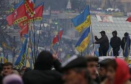 Ukraine: Biểu tình tiếp diễn