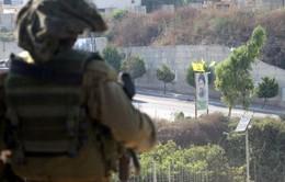 Binh sĩ Israel bị thiệt mạng gần biên giới