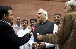 Quốc hội Ấn Độ thông qua luật chống tham nhũng