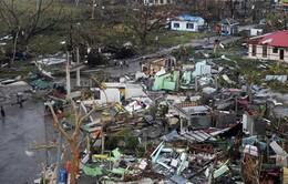 Philippines công bố kế hoạch tái thiết sau bão Haiyan