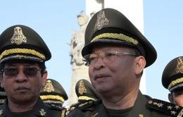 Kỷ niệm thành lập Quân đội Nhân dân Việt Nam tại Campuchia