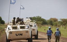 Nam Sudan: Doanh trại của Phái bộ gìn giữ hòa bình bị tấn công