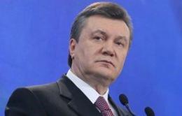 Ukraine phản đối sự can thiệp của nước ngoài