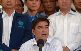 Các chính Đảng Thái Lan bắt đầu đăng ký tranh cử