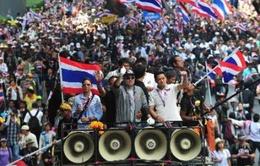 Thái Lan: Các ứng cử viên đăng ký ra tranh cử