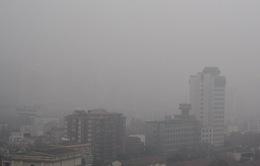 Tình trạng khói bụi độc hại lan rộng khắp Trung Quốc