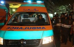 Ai Cập: Nổ lớn tại trụ sở cảnh sát, 5 người thiệt mạng