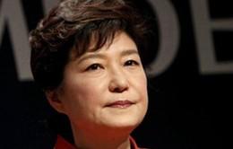 Tổng thống Hàn Quốc thăm đơn vị tiền tiêu