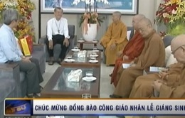 Giáo hội phật giáo Việt Nam chúc mừng đồng bào công giáo dịp Giáng sinh