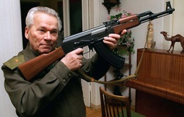 Tổng thống Putin chia buồn với gia quyến nhà phát minh súng AK-47