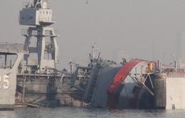 Thổ Nhĩ Kỳ: Lật tàu hải quân, 10 người thiệt mạng
