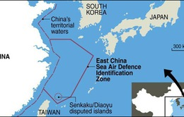 Năm 2013: Đông Bắc Á nóng với những tranh chấp chủ quyền