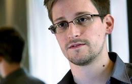 """Snowden: """"Đã hoàn thành sứ mệnh tiết lộ bí mật tình báo Mỹ"""""""