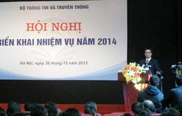 Tổng kết Bộ Thông tin Truyền thông năm 2013