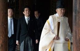 Thủ tướng Nhật Bản thăm đền Yasukuni